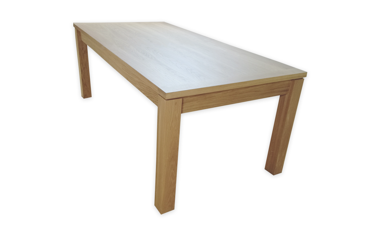 Table Rectangle Zenwood chêne massif